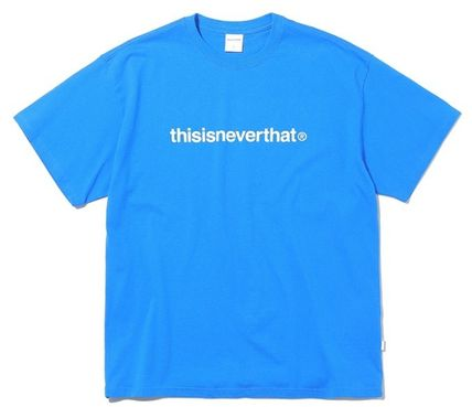 thisisneverthat More T-Shirts Unisex Street Style Cotton T-Shirts 16