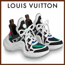 Louis Vuitton Louis Vuitton★DIGITAL EXCLUSIVE ARCHLIGHT SNEAKER