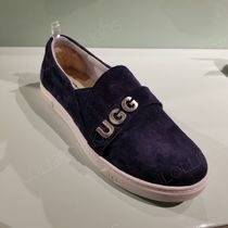 UGG Australia Leather Slip-On Shoes