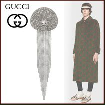 GUCCI Costume Jewelry Blended Fabrics Party Style Party Jewelry