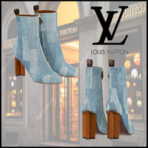 Louis Vuitton Elegant Style Ankle & Booties Boots