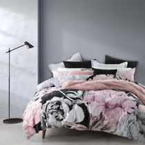 Logan & Mason Flower Patterns Comforter Covers Duvet Covers