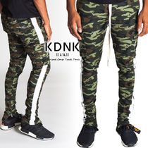 KDNK Camouflage Cotton Cargo Pants