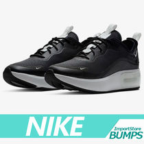 Nike AIR MAX Street Style Collaboration Plain Low-Top Sneakers