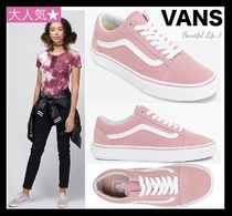 VANS OLD SKOOL Rubber Sole Casual Style Unisex Street Style Plain