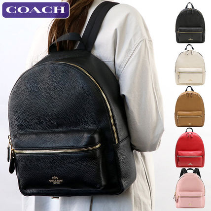 Coach Medium Charlie Backpack