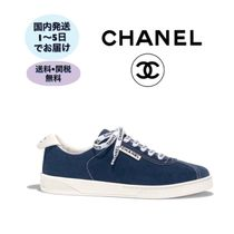 CHANEL ICON Low-Top Sneakers