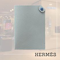 HERMES Unisex Passport Cases