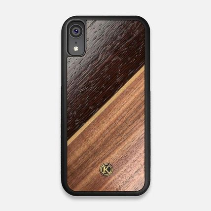 cheap for discount fc935 199c2 KEYWAY 2019 SS Unisex Handmade Made of Wood Smart Phone Cases