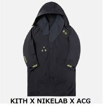 KITH NYC Street Style Collaboration Plain Long Coats