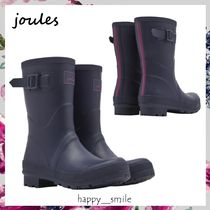 Joules Clothing Rubber Sole Rain Boots Boots