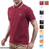 FRED PERRY Cotton Polos