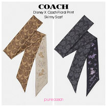Coach SIGNATURE Lightweight Scarves & Shawls