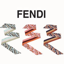FENDI Lightweight Scarves & Shawls
