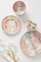 Anthropologie Handmade Plates