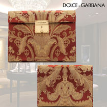 Dolce & Gabbana Leather Clutches