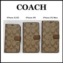 Coach Monogram Smart Phone Cases