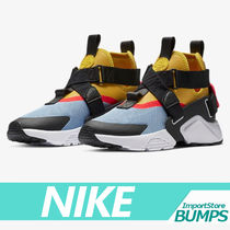 Nike AIR HUARACHE Street Style Collaboration Plain Low-Top Sneakers