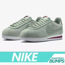 Nike CORTEZ Street Style Collaboration Plain Low-Top Sneakers