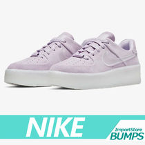Nike AIR FORCE 1 Street Style Collaboration Plain Low-Top Sneakers