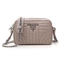 PRADA Casual Style Plain Shoulder Bags