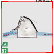 A-COLD-WALL Unisex Street Style Coin Cases