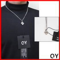 OY Unisex Street Style Necklaces & Chokers