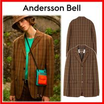 ANDERSSON BELL Street Style Jackets