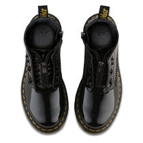 Dr Martens 1460 Lace-up Unisex Street Style Plain Leather Lace-up Boots