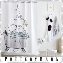 Pottery Barn Characters Curtains