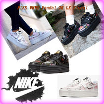 Nike Flower Patterns Casual Style Street Style Dad Sneakers
