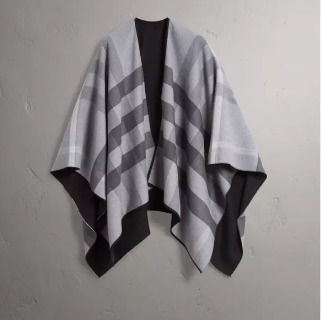 Other Check Patterns Ponchos & Capes