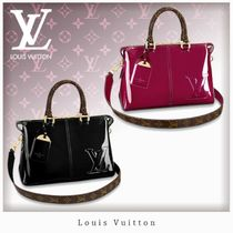 Louis Vuitton MONOGRAM Unisex Blended Fabrics 2WAY Bi-color Leather Elegant Style