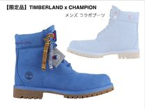 Timberland Suede Collaboration Boots