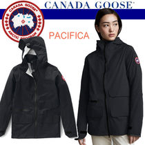 CANADA GOOSE Casual Style Plain Medium Jackets