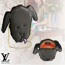 Louis Vuitton EPI 3WAY Other Animal Patterns Leather Shoulder Bags