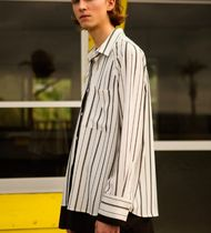 ANDERSSON BELL Shirts Street Style Oversized Shirts 4