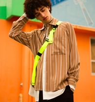 ANDERSSON BELL Shirts Street Style Oversized Shirts 7