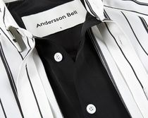 ANDERSSON BELL Shirts Street Style Oversized Shirts 9
