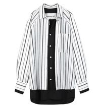 ANDERSSON BELL Shirts Street Style Oversized Shirts 12