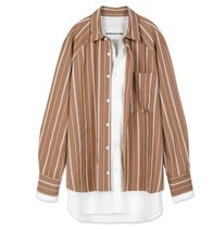 ANDERSSON BELL Shirts Street Style Oversized Shirts 16