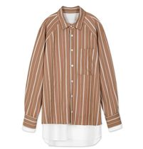 ANDERSSON BELL Shirts Street Style Oversized Shirts 17