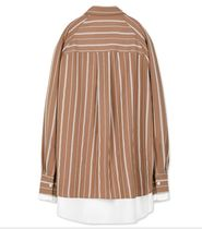 ANDERSSON BELL Shirts Street Style Oversized Shirts 18