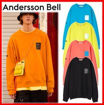 ANDERSSON BELL Unisex Street Style Sweatshirts