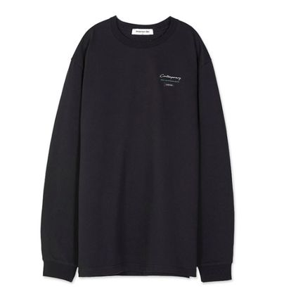 ANDERSSON BELL Long Sleeve Unisex Street Style Long Sleeves Cotton Long Sleeve T-Shirts 18