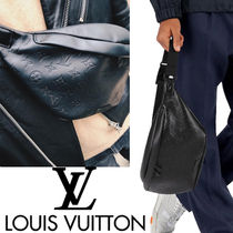 Louis Vuitton MONOGRAM Monogram Unisex Leather Hip Packs