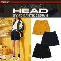 ROMANTIC CROWN Short Casual Style Street Style Shorts