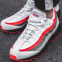 Nike AIR MAX 95 Blended Fabrics Street Style Collaboration Sneakers