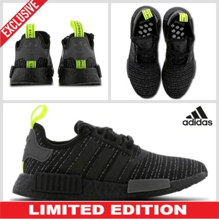 34b7f5072 ... adidas Sneakers Blended Fabrics Street Style Sneakers ...