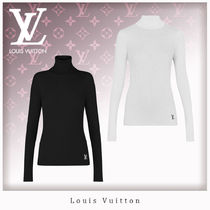 Louis Vuitton Wool Long Sleeves Turtlenecks